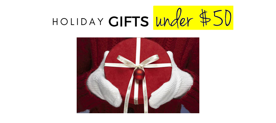 Great Xmas Gifts under $50