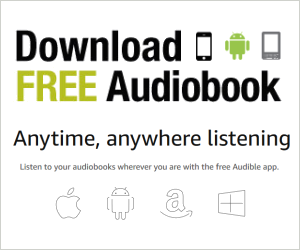 Free Audiobook from Amazon